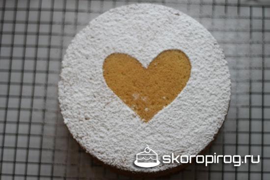 Как приготовить пышный бисквит